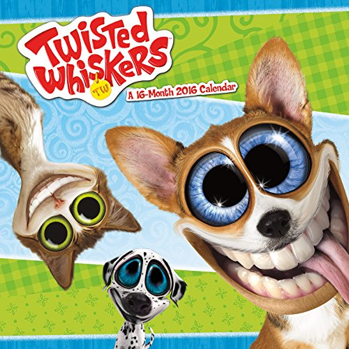 9781438841434: Twisted Whiskers 2016 Calendar