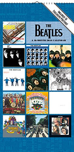 9781438842844: The Beatles 2016 Calendar