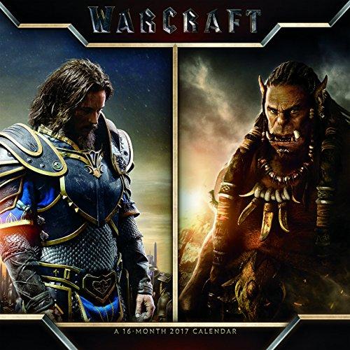 9781438848532: Warcraft 2017 Calendar