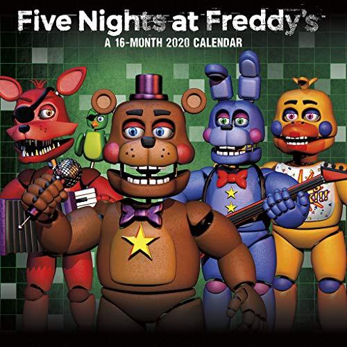 9781438868707: Five Nights at Freddy's 2020 Calendar