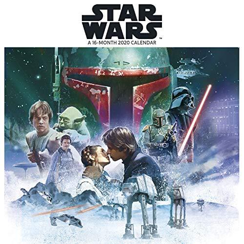 9781438868820: Star Wars 2020 Calendar
