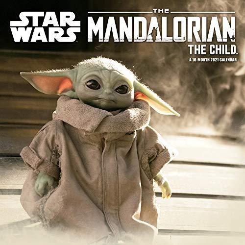 9781438880488: Star Wars Mandalorian the Child 2021 Calendar