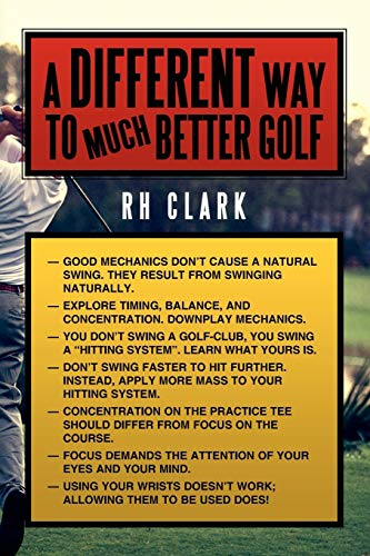 9781438907246: A Different Way to (Much) Better Golf