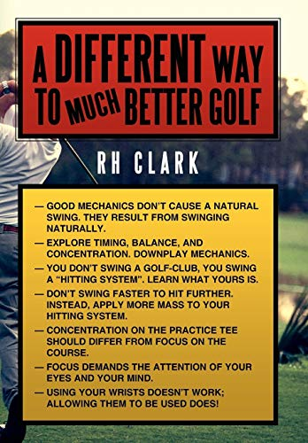 9781438907253: A Different Way to (Much) Better Golf