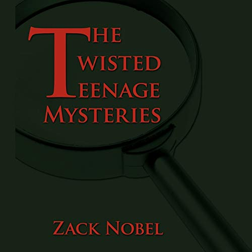 9781438911274: The Twisted Teenage Mysteries