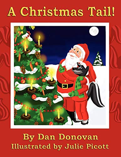 A Christmas Tail! (Paperback)