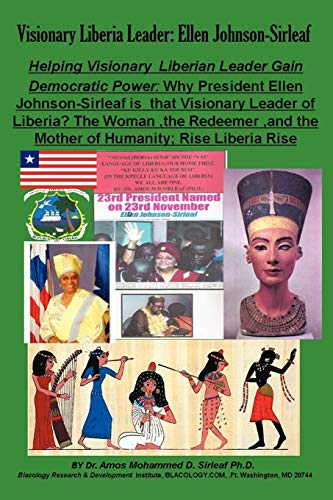 9781438915180: Visionary Liberia Leader: Ellen Johnson-Sirleaf