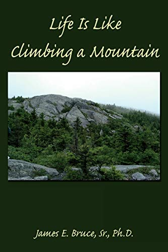 9781438917115: Life Is Like Climbing a Mountain