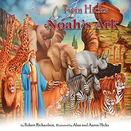 Twin Hicks Noah s Ark (Paperback): Robert Richardson