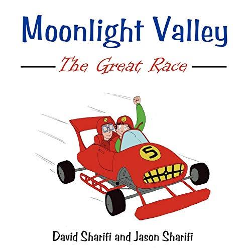 Moonlight Valley The Great Race: David Sharifi
