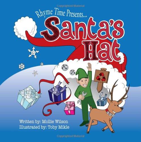 9781438925615: Santa's Hat: Rhyme Time presents...
