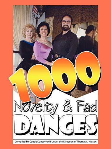 9781438926384: 1000 Novelty & Fad Dances
