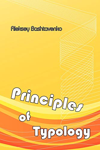 9781438927145: Principles of Typology