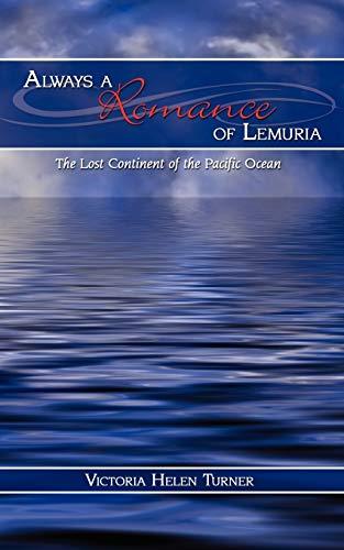 Always a Romance of Lemuria: The Lost: Victoria Helen Turner