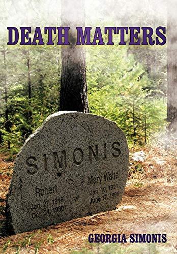 9781438940588: Death Matters