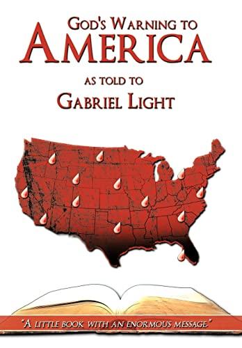 9781438957470: God's Warning to America