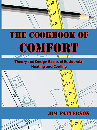 The Cookbook of Comfort: Patterson, Jim