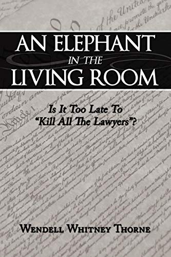 9781438963815: An Elephant in the Living Room: Is It Too Late To