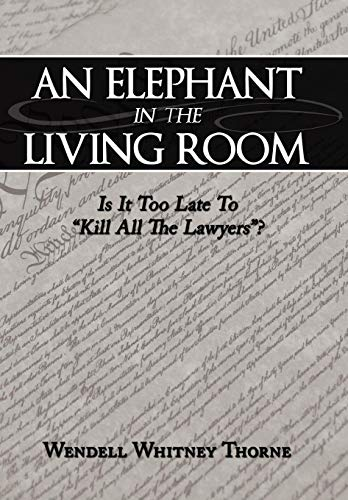 9781438963822: An Elephant in the Living Room: Is It Too Late To