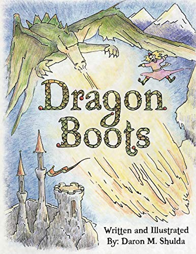 9781438970226: Dragon Boots