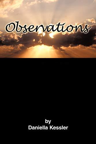 Observations: Daniella Kessler