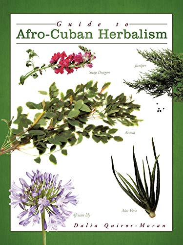 9781438980973: Guide to Afro-Cuban Herbalism