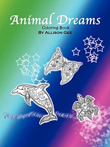 9781438990149: Animal Dreams: Coloring Book