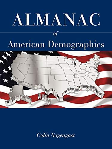 9781438991061: Almanac of American Demographics