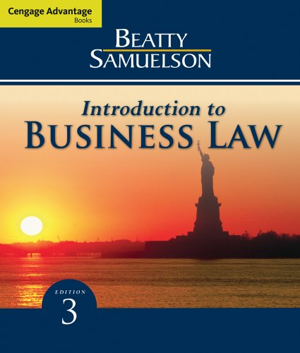 9781439033845: Bundle: Introduction to Business Law, 3rd + Business Law Digital Video Library Printed Access Card