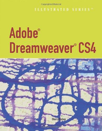 9781439035795: Adobe Dreamweaver CS4 - Illustrated (Available Titles Skills Assessment Manager (SAM) - Office 2010)