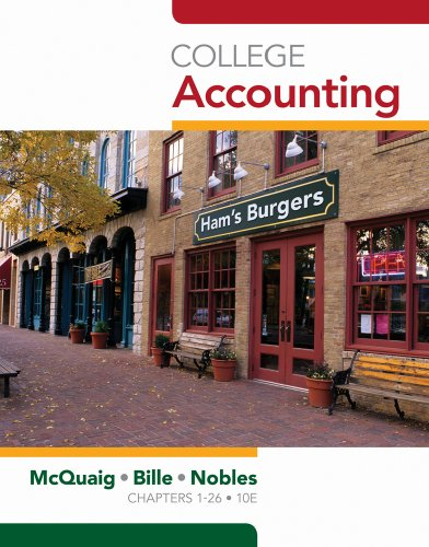 9781439037751: College Accounting, Chapters 1-24 (Available Titles CengageNOW)