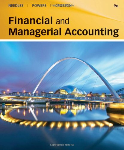 9781439037805: Financial and Managerial Accounting