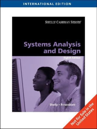 9781439037874: Systems Analysis and Design, International Edition