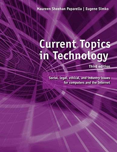 9781439038703: Current Topics in Technology