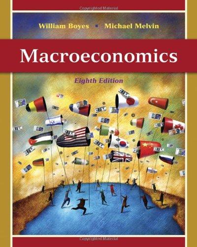 Macroeconomics: William Boyes, Michael