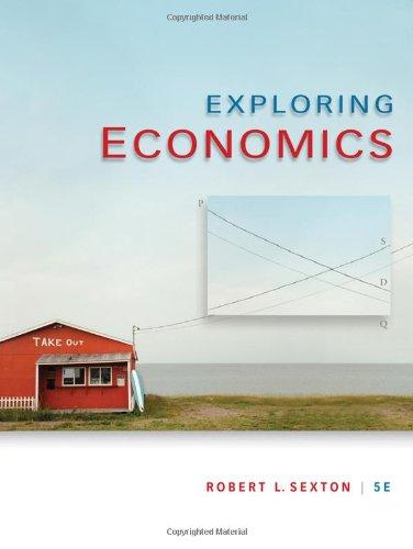 9781439040249: Exploring Economics (Available Titles CourseMate)