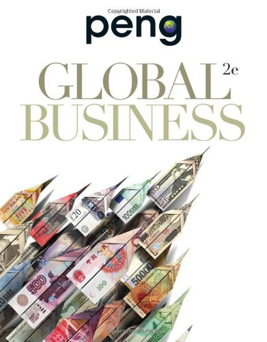 9781439042243: Global Business (Available Titles CourseMate)