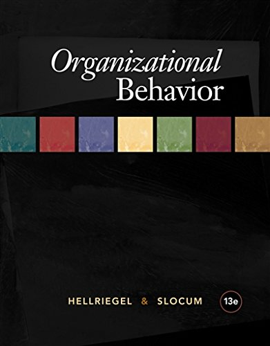 9781439042250: Organizational Behavior (Available Titles CourseMate)