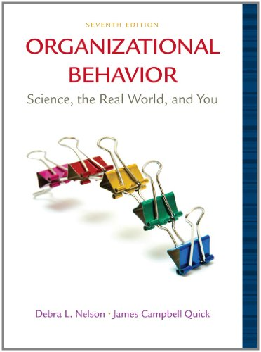 9781439042298: Organizational Behavior: Science, The Real World, and You (Available Titles CourseMate)