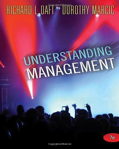 9781439042328: Understanding Management