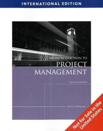 9781439042465: An Introduction to Project Management, International Edition