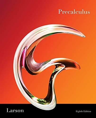 9781439045770: Precalculus, 8th Edition