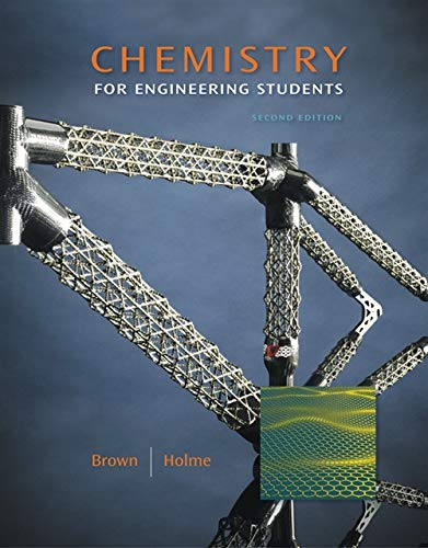 9781439047910: Chemistry for Engineering Students (William H. Brown and Lawrence S. Brown)