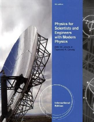 9781439048757: Physics for Scientists and Engineers with Modern Physics: Chapters 1-46