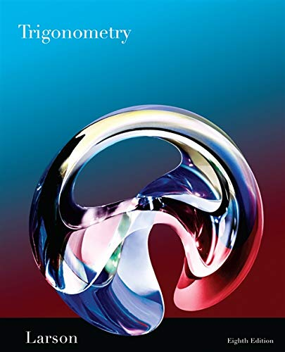 9781439049075: Trigonometry, 8th Edition