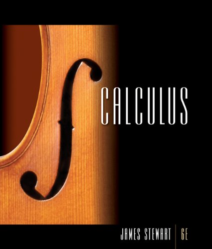 AP Calculus: Stewart, James