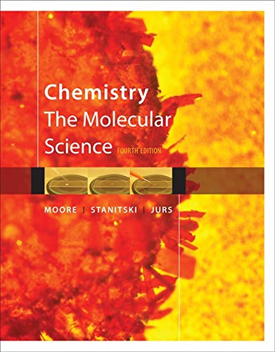 9781439049303: Chemistry: The Molecular Science