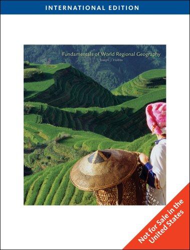 9781439049426: Cengage Advantage Books: Fundamentals of World Regional Geography, International Edition (Second Edition)