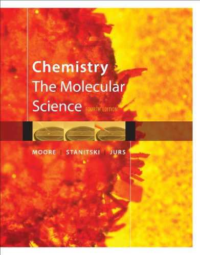 9781439049648: Study Guide for Moore/Stanitski/Jurs' Chemistry: The Molecular Science, 4th