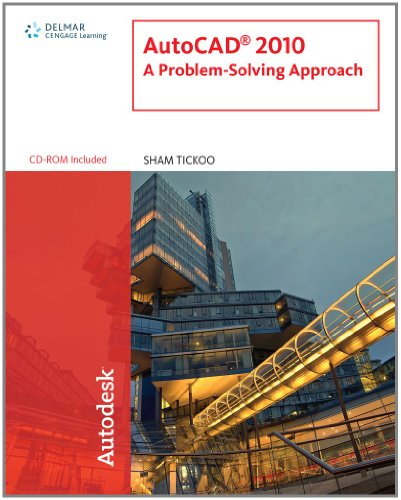 9781439055670: AutoCAD 2010: A Problem-Solving Approach